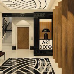 Art Deco zarządzany przez Masters Zarządzanie Nieruchomości