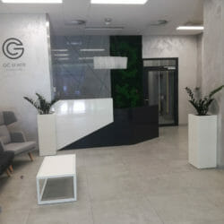 GC Skwer zarządzany przez Masters Zarządzanie Nieruchomości